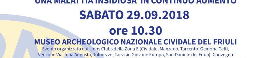 Convegno a Cividale del Friuli