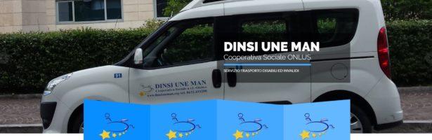 Convenzione trasporto Dinsi une man